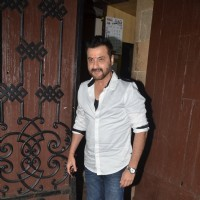 Sanjay Kapoor at Anil Kapoor's Ganesh Chaturthi Celebrations!