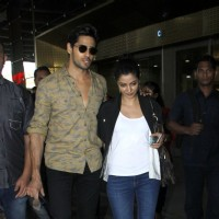 Airport Stories: Sidharth Malhotra and Nitya Mehra!