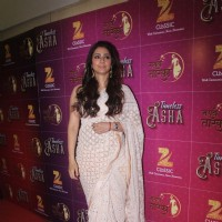 Tabu at Birthday Bash of Asha Bhosle
