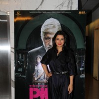 Tisca Chopra at Special screening of Film 'Pink'