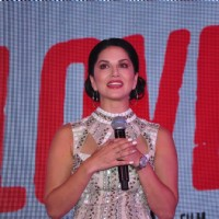 Sunny Leone at Launch of Beiimaan Love