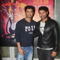 Sushant and Shabbir Ahluwalia promotes 'M.S. Dhoni: The Untold Story' on the sets of Kum Kum Bhagya