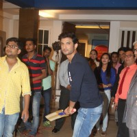 Sushant Singh Rajput promotes 'M.S. Dhoni: The Untold Story' on the sets of Kum Kum Bhagya