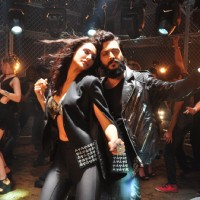 Riteish Deshmukh-Nargis Fakri Shoot for Song in BANJO