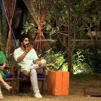 Sunny Leone & Rannvijay Singh at SPLITVILLA Princess & Warriors take a dig at 'Bajate Raho' session