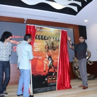 Mukesh Rishi and Gulshan Grover at Trailer & Music Launch of 'Mahayodha Ramayana
