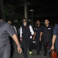 Airport Stories: Amitabh Bachchan!