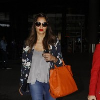 Bipasha Basu snapped at airport!