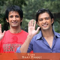 Sharman and Vatsal doing see-off | Toh Baat Pakki Photo Gallery