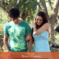 Lovely scene of Sharman and Yuvika | Toh Baat Pakki Photo Gallery