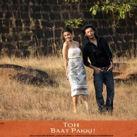 Still image of Vatsal and Yuvika | Toh Baat Pakki Photo Gallery