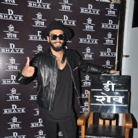 Ranveer Singh Attends Hairstylist's Salon Launch as Show of Support