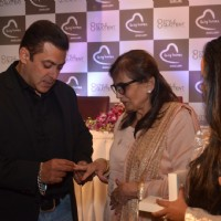 Salman Khan with Salma Agha set to venture into jewellery segment
