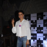 Gul Panag at Press meet of Swara Bhaskar's web show 'Its Not That Simple'