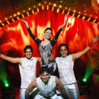 Sanjeeda performing on ''Kahi aag lage'' in Bidai - Nataraj Mahotsav