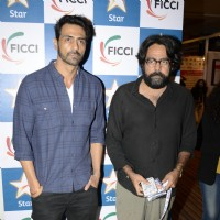 Arjun Rampal at FICCI Event