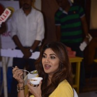 Shilpa Shetty at Saffola Event