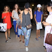 Malaika Arora Khan and Amrita Arora snapped!