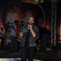 Rohit Shetty at the launch of Khatron Ke Khiladi: Pain in Spain