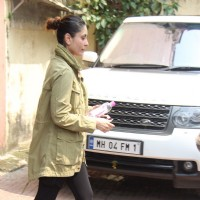 Kareena Kapoor spotted outside her Gym