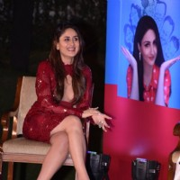 Kareena seems to enjoy the event