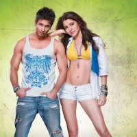 Shahid and Anushka in the movie Badmaash Company