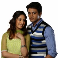 Gaurav Khanna and Yami Gautam as Abeer & Leher in Yeh Pyaar Na Hoga Kam
