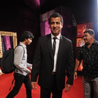 Ronit Roy at STAR Parivaar Awards 2010