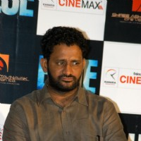Resul Pookutty at Blue film music preview at Cinemax | Blue Event Photo Gallery