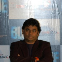 A R Rahman at Blue film music preview at Cinemax | Blue Event Photo Gallery