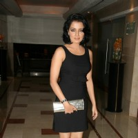 Celina Jaitley at Achiever Awards at Leela Hotel