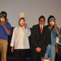 Amitabh Bachchan at Rann''s first look at PVR | Rann Event Photo Gallery