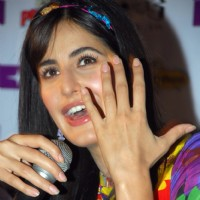 "Katrina Kaif in Kolkata to promote her upcoming film ""Ajab Prem Ki Ghazab Kahani"" on Monday 26 Oct 09 