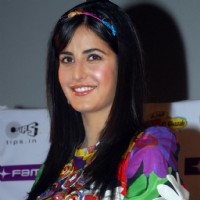 "Katrina Kaif in Kolkata to promote her upcoming film ""Ajab Prem Ki Ghazab Kahani"" on Monday 26th Oct 09 