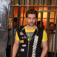 "Neil Nitin Mukesh at ""JAIL"" promotional event, Oberoi Mall in Mumbai 