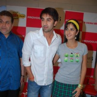 Ranbir Kapoor and Katrina Kaif at Ajab Prem ki Ghazab Kahani''s promotional event in Provogue store at Phoenix mall | Ajab Prem Ki Ghazab Kahani Event Photo Gallery