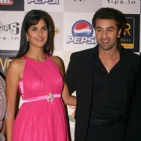 Bollywood actress Katrina Kaif and actor Ranbir Kapoor at the Ambience mall in Gurgaon for promotion their film '''' Ajab Prem Ki Ghazab Kahani'''' on Thursday New Delhi 05 Nov 2009 | Ajab Prem Ki Ghazab Kahani Event Photo Gallery