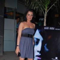 Celina Jaitley at Accident at Hill Road film event at Cest La Vie