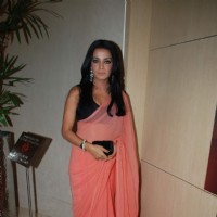 "Bollywood actor Celina Jetily at ""PETA Awards"""