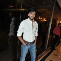 "Bollywood actor Ritesh Deshmukh at the press meet of his upcoming movie ""Rann"" 