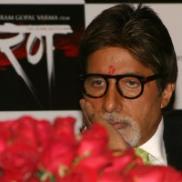 Bollywood star Amitabh Bachchan in New Delhi to promote his film'' ''''Rann'''' on Tuesday 19 jan 2010 | Rann Event Photo Gallery