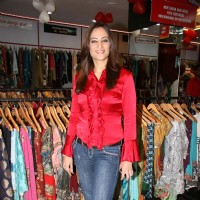 Rakshanda Khan Valentine Collection Launch by Nayab Pankaj Udhas and Sheeba at Firangi Market