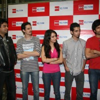 Teen Patti star cast at Big FM at Andheri | Teen Patti Event Photo Gallery