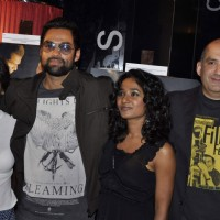 Abhay Deol and Tannishtha Chatterjee at Road Movie Photo Exhibition at Phoenix Mill | Road, Movie Event Photo Gallery