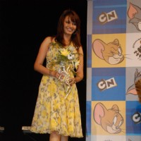 Diana Hayden at Tom & Jerry''s B''day