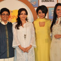 Soha, Neha and Gul at Shiksha NGO event at Taj Land''s End