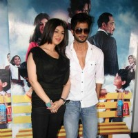 Shahid Kapoor and Ayesha Takia at Paathshala promotional event in Inorbit Mall at Malad