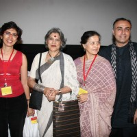 Guests at Kashish Film festival at PVR, Juhu