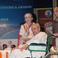 Pran at Dasahaeb Phalke Awards