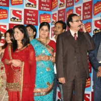 Mr and Mrs Sharma Allahabad Wale Sab TV launch in J W Marriott